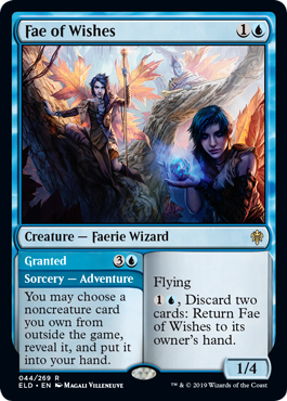 Fae of Wishes // Granted - Foil
