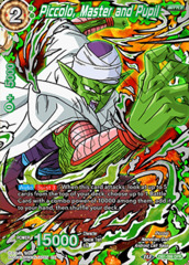 Piccolo, Master and Pupil - DB1-099 - DPR
