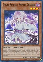 Ghost Reaper & Winter Cherries (Alternate Art) - DUDE-EN002 - Ultra Rare - 1st Edition