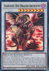 Scarlight Red Dragon Archfiend - DUDE-EN013 - Ultra Rare - 1st Edition