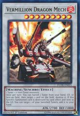 Vermillion Dragon Mech - DUDE-EN015 - Ultra Rare - 1st Edition