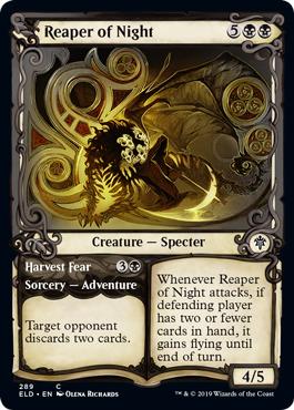 Reaper of Night // Harvest Fear - Showcase