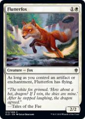 Flutterfox - Foil