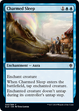 Charmed Sleep - Foil