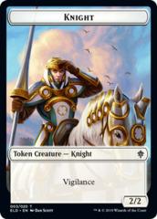 Knight Token - Foil
