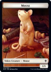 Mouse Token - Foil