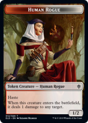 Human Rogue Token