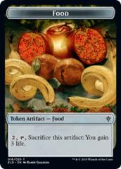 Food Token (016) - Foil
