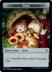 Food Token (017) - Foil