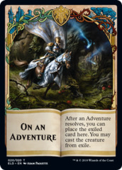 Emblem - On An Adventure - Foil
