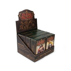 Flesh and Blood Welcome to Rathe Hero Deck - Display