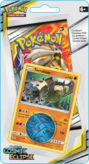 Sun & Moon - Cosmic Eclipse Check Lane Blister - Terrakion