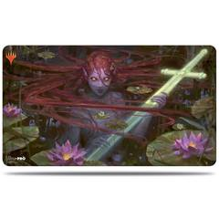Ultra Pro - Throne of Eldraine - Play Mat - Emry, Lurker of the Loch