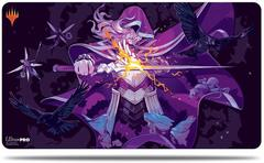 Ultra Pro Playmat Throne of Eldraine Rowan Candy Cane