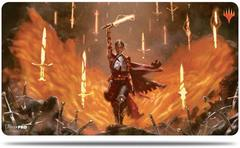 Ultra Pro - Throne of Eldraine - Play Mat - Irengrag Feat