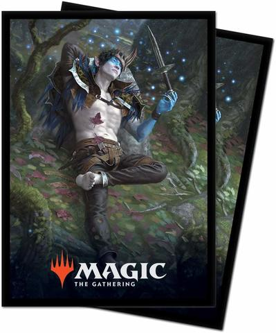 Ultra Pro - Throne of Eldraine Deck Protector Sleeves - Oko, Thief of Crowns