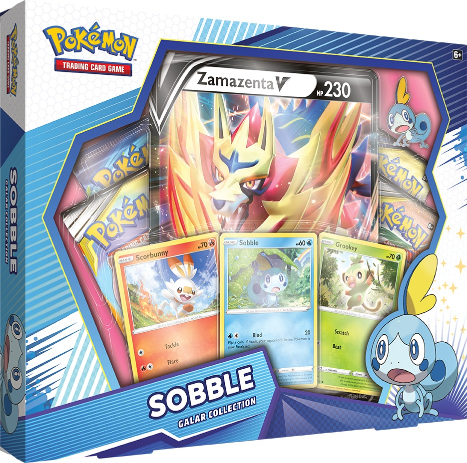 Galar Collection - Sobble