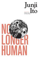No Longer Human Hardcover Junji Ito (Mature Readers)