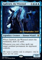 Gadwick, the Wizened - Foil Prerelease Promo