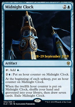 Midnight Clock - Foil Prerelease Promo