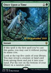 Once Upon a Time (ELD Prerelease Foil)
