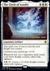 The Circle of Loyalty (ELD Prerelease Foil)