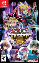 Yu-Gi-Oh Legacy of the Duelist: Link Evolution