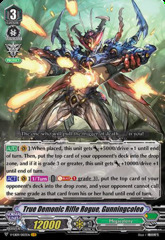 True Demonic Rifle Rogue, Gunningcoleo - V-EB09/003EN - VR