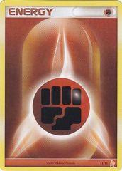 [DEPRECATED] Fighting Energy - 11/11 - Common - Reverse Holo