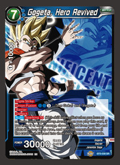 Gogeta, Hero Revived - BT5-038 - PR
