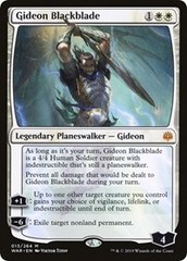 Gideon Blackblade - Promo Pack