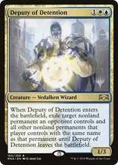 Deputy of Detention - Foil - Promo Pack