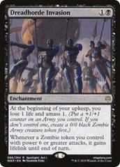 Dreadhorde Invasion - Foil - Promo Pack