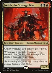 Judith, the Scourge Diva - Foil - Promo Pack