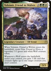 Tolsimir, Friend to Wolves - Foil - Promo Pack