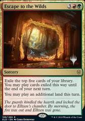 Escape to the Wilds - Foil