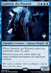 Gadwick, the Wizened - Foil - Promo Pack