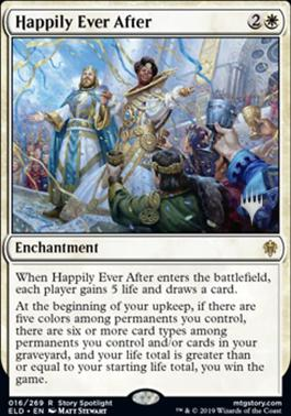 Happily Ever After - Foil - Promo Pack