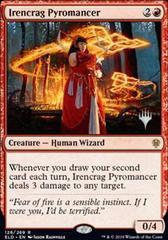 Irencrag Pyromancer - Foil - Promo Pack