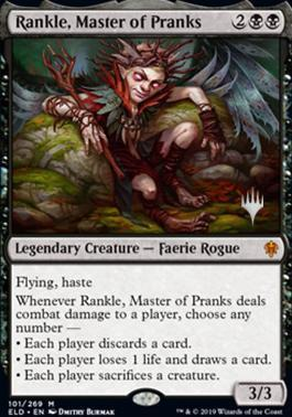 Rankle, Master of Pranks - Foil - Promo Pack