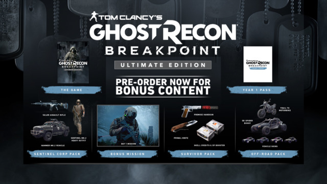 Ghost Recon Breakpoint [Ultimate Edition]