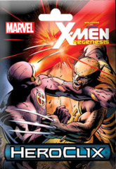 Wolverine vs. Cyclops: X-Men Regenesis Booster Pack