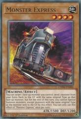 Monster Express - CHIM-EN000 - Rare - 1st Edition