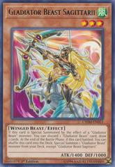 Gladiator Beast Sagittarii - CHIM-EN011 - Rare - 1st Edition