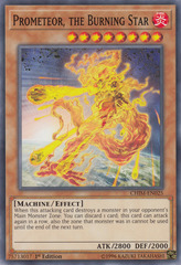 Prometeor, the Burning Star - CHIM-EN025 - Common - 1st Edition