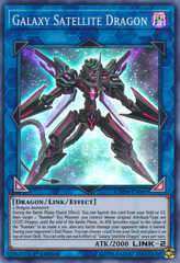 Galaxy Satellite Dragon - CHIM-EN047 - Super Rare - 1st Edition