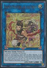 Draco Masters of the Tenyi - CHIM-EN099 - Ultra Rare - 1st Edition on Channel Fireball