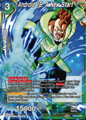 Android 16, A New Start - XD2-07 - ST