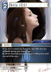 Aria (III) - 10-108R - Foil