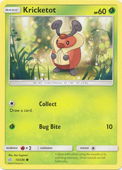 Kricketot - 13/236 - Common